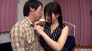 Jepang Passion pada Penis Besar oleh ARISA - Lebih banyak di Pissjp.com