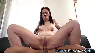Horny nenek
