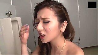 Asiatisch orales Vergnügen