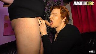 XXXOMAS - CRAVERING BBW (Store Smukke Kvinder) TYSK GILF i varmt sex med Nabo
