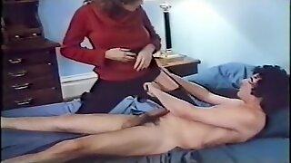 Germană step mame in vintage hardcore