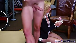 Amateur wife blowjob Holly put up a fight but she needed money.