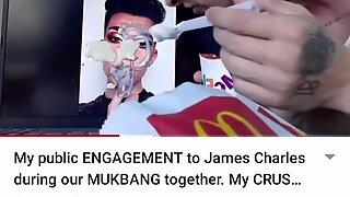 Min offentlig förlovning. kolla in ny video!